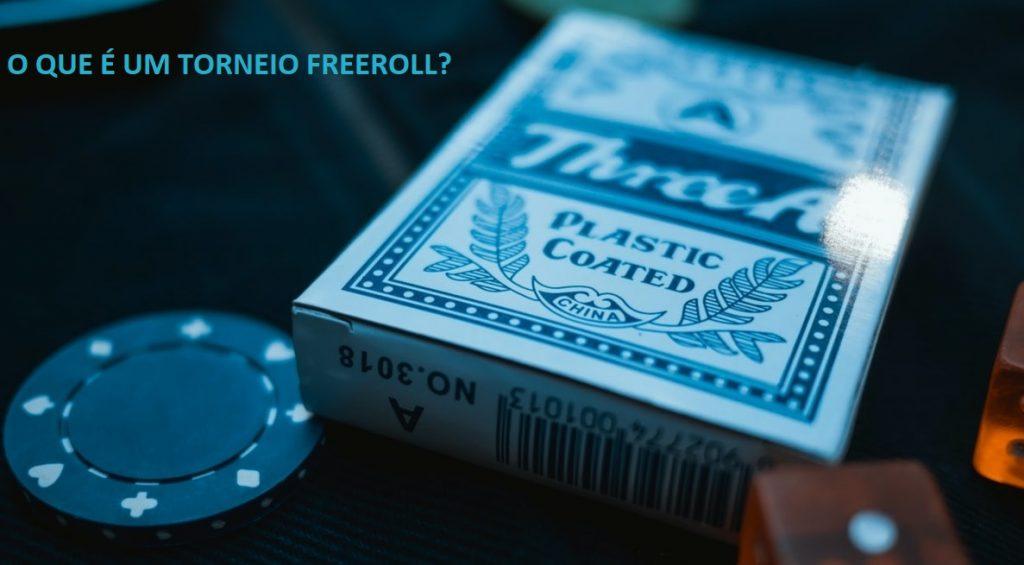 o que é um torneio freeroll?